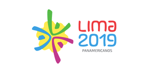 logotipo de los juegos panamericanos de lima