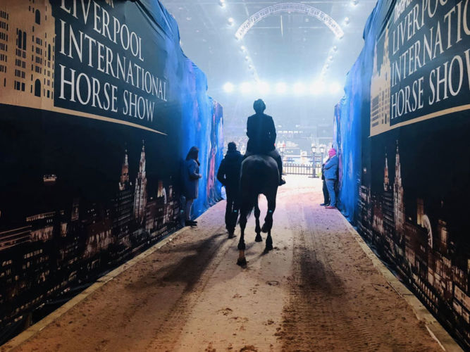 Liverpool International Horse Show '20