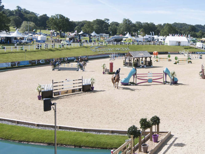 The Equerry Bolesworth International Horse Show 2019