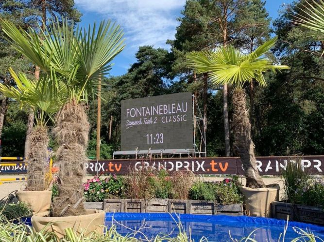 Fontainebleau Classic Summer Tour 1