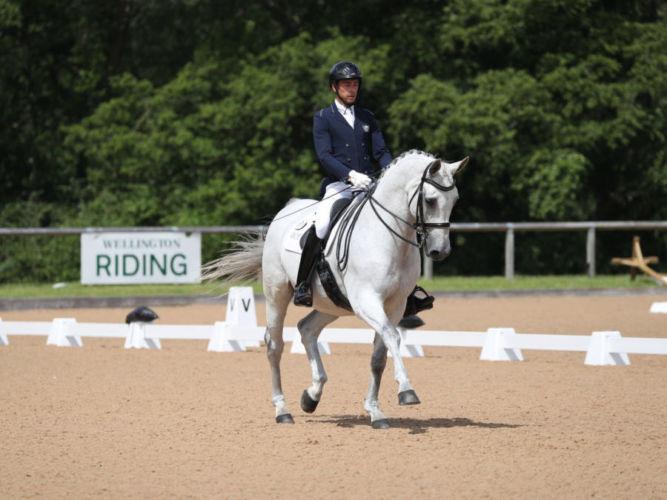 Wellington Riding CDI