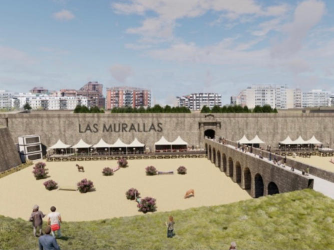 CSN4* Las Murallas de Pamplona
